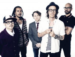 Incubus w/ Jimmy Eat World in ATL